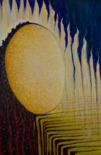 burning_yellow_24x36_oil_on_canvas